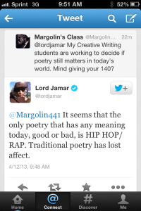 Lord Jamar of Brand Nubian