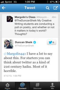 Duncan Sheik