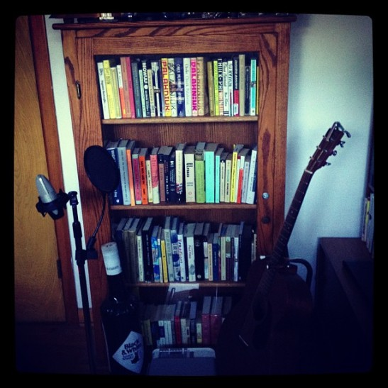 "Margolin's ""Best Of"" BookCase"